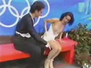 olympic female gymnast wardrobe malfunctions