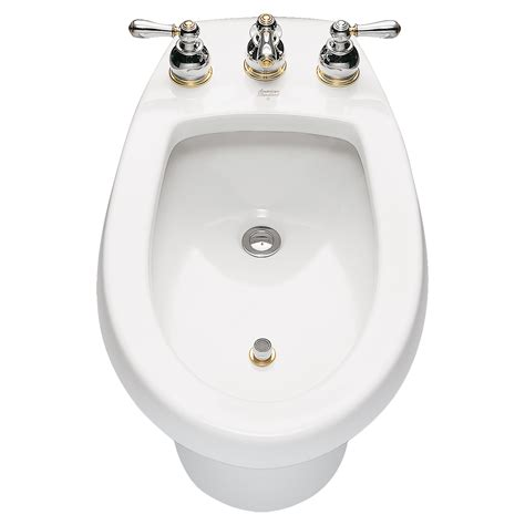 Bidet In by Serin 2 Handle Bidet Faucet American Standard