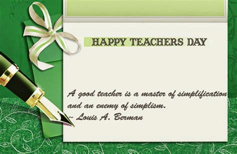 Teachers Day Quotes For Kids