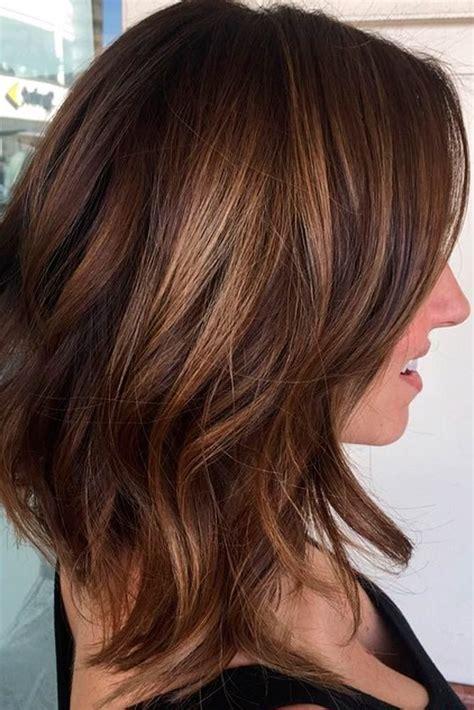 42 Chic Medium Length Layered Hair Medium hair styles