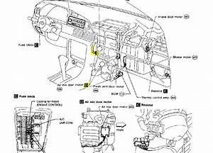 For 2010 Nissan Armada Fuse Box