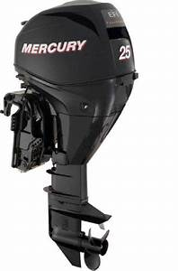 Mercury 25hp 4 Stroke Outboard Boats For Sale