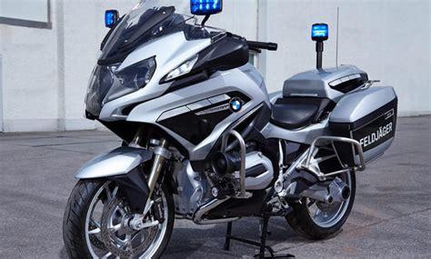 bmw polizeifahrzeuge motorraeder autozeitungde