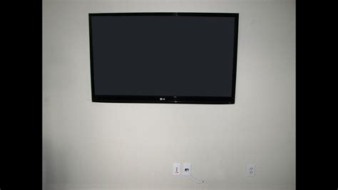 (Time Lapse) How to Mount a Flat Screen TV on a Wall