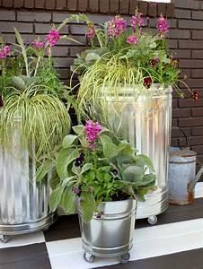 40 pots de fleurs qui vont allumer votre imagination With charming la maison du paravent 3 paravent de jardin plus de 50 idees orginales archzine fr