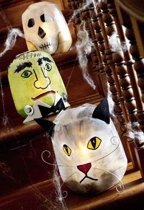 1000+ Ideas About Scary Halloween Crafts On Pinterest