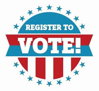 Vote Register Voter Registration Registered Election National