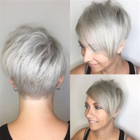 40 super cute looks with short hairstyles for round faces in 2019 hairstyles short hair
