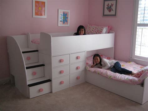 Bunk Beds For Kids Loft Walmart Com Mainstays Twin Over