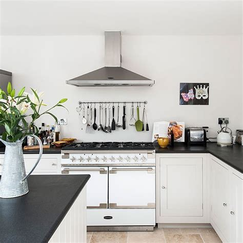 small black and white kitchen ideas traditional black and white kitchen small kitchen design ideas housetohome co uk