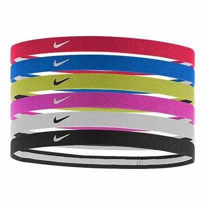 Nike Headbands Sport Swoosh Headband Pack Academy