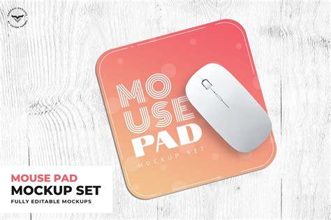 mouse pad mockups  victorthemes  mockup print templates