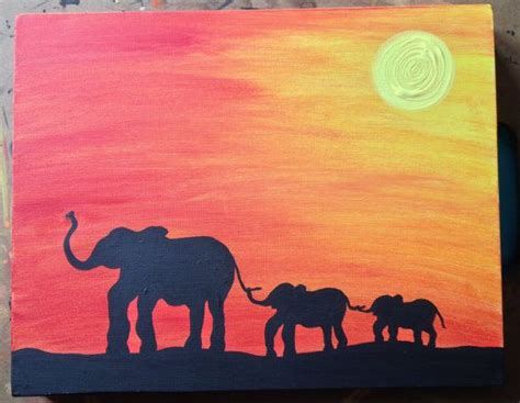 Elephant Mother And Children Under African Sunset.  Performing Arts Center Olympia Wa Baby Einstein Art Time Classics Index Council Birmingham Of Seduction Victim Types Space For Rent Toronto Gray Pencil Clip Posters West London Video Competitions 2018