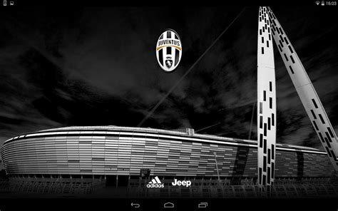 2017 New Juventus Logo Wallpaper