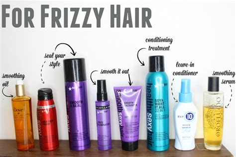 best hair styling products the best hair products for different hair types 3293