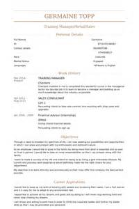 resume for coaching classes manager resume sles visualcv resume sles