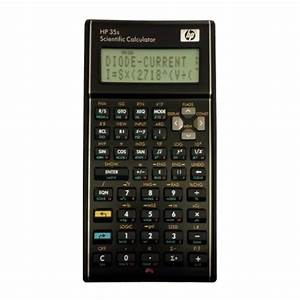 Hp 35s Calculator Programmed For The Electrical  U0026 Computer