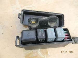 Sell 1998 Toyota Corolla 1 8 Engine A  C Relay Box Fuse Box