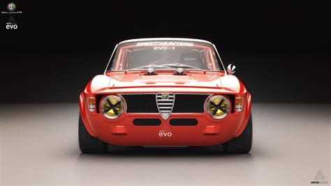 Alfa Romeo Giulia Gta Classic Version Is Simply
