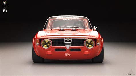 Alfa Romeo Giulia Gta Classic Version Is Simply