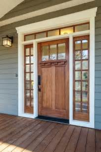 Smart Placement Craftsman Style Window Ideas by 58 Types Of Front Door Designs For Houses Photos
