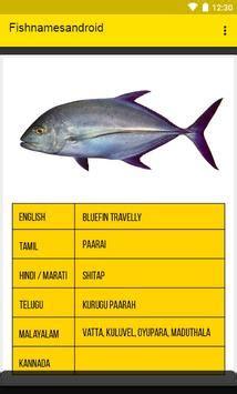 fish names  android apk