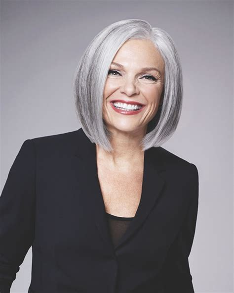 50 Amazing Haircuts for Older Women Over 60 in 2020 2021