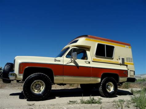 Blazer Chalet For Sale by Chevrolet Blazer Suv 1976 For Sale Ckl186f203722