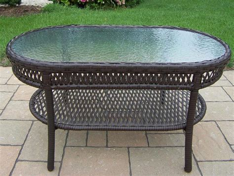 outdoor coffee table ideas oval patio coffee table coffee table design ideas 3820