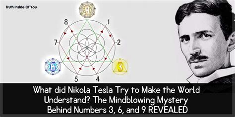 What Did Nikola Tesla Try To Make The World Understand