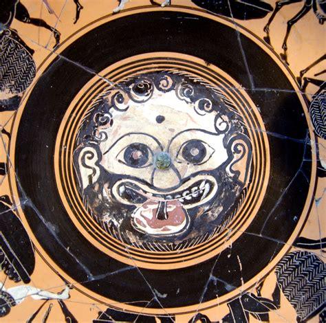 Pursuing The Gorgon Medusa Classical Wisdom Weekly