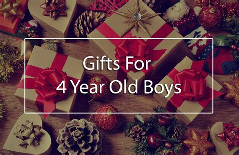 The Top Best Gifts For Year Old Boys (award Winning