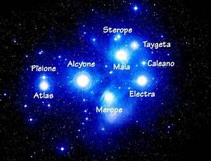 Pleiades Star Cluster Wallpaper - Pics about space
