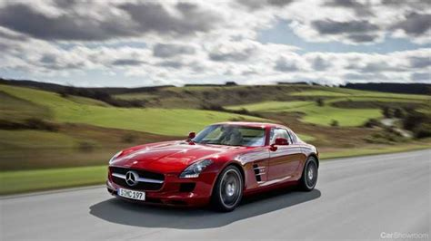 """Great price $1,110 off avg. News - Mercedes Benz SLS AMG """"Gullwing"""" Pricing Announced"""