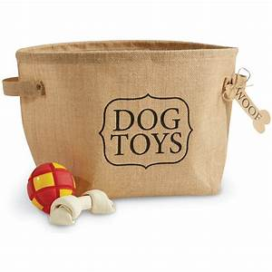 dog toys basket mud pie With dog toy basket