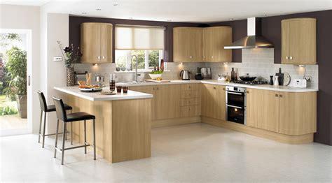 cuisine moderne cuisine en bois massif moderne maison moderne