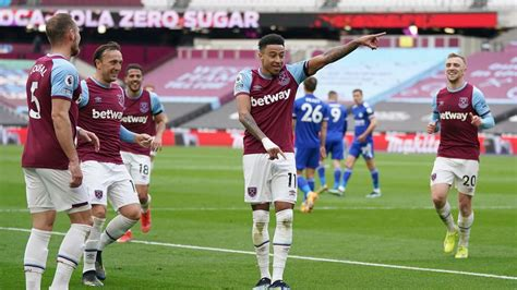 West ham united v leicester city premier league london stadium monday 23 august 2021, 8pm bst. Leicester City Fall After Losing 3-2 to West Ham - Uzalendo News