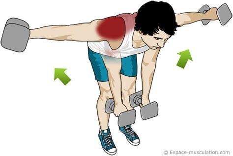 Muscler Les épaules Chez Soi Pour Votre Carrure