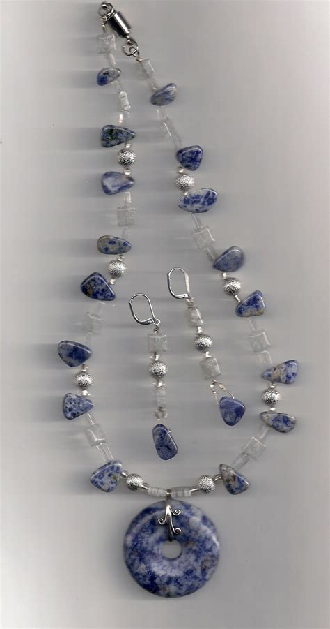 About Sodalite  What Is Sodalite  Jewelry Making Blog