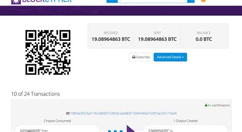 This section describes how to use bitcoin core's rpc interface to create transactions in this example, we'll create a transaction with two inputs and two outputs. How to get your transaction ID (ETH, BTC) - TenX - Medium