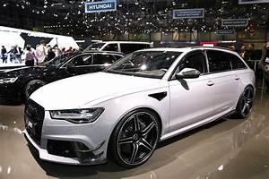 Prix Audi Rs6 : salon gen ve 2016 abt soigne l 39 audi rs6 pour ses 120 ans l 39 argus ~ Medecine-chirurgie-esthetiques.com Avis de Voitures