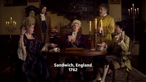 capital  savor card tv commercial sandwich ispottv