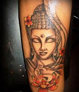 Signification Des 6 Bouddhas : 106 tatouages de bouddha et leur signification ~ Melissatoandfro.com Idées de Décoration