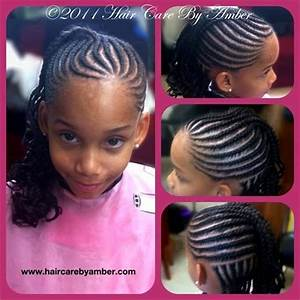 Cute Braided Hairstyles For Little Girl Immodell net