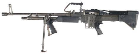 Fully Automatic J. Stemple/ U.s. M60e4 Machine Gun