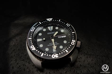 on review the new seiko prospex srp series ref
