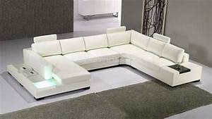 canape d39angle cuir design panoramique fritsch avec With tapis moderne avec canape cuir center angle