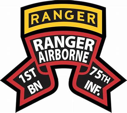 Ranger Airborne 75th 1st Battalion Decal Rgt