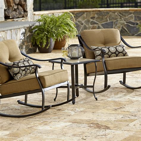 la z boy outdoor landon 3 piece bistro set limited