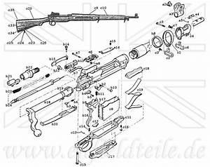 Revolver Parts Diagram
